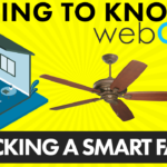 How to Mimic a Hardwired Smart Fan with Smart Switch and a RF Bridge | Making your Ceiling Fan Smart with webCoRE